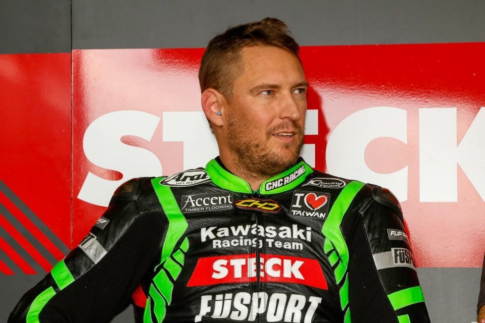 SBK: Anthony West apologizes to FIM, returns to racing in March 2021