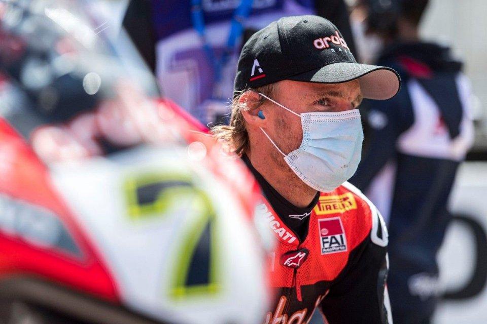 SBK: Kawasaki wants to 'steal' Chaz Davies from Ducati