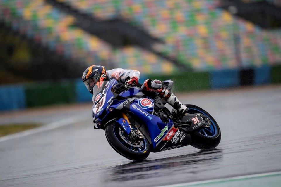 SBK: Gerloff stupisce a Magny-Cours, 1° in FP2 davanti a Rea!