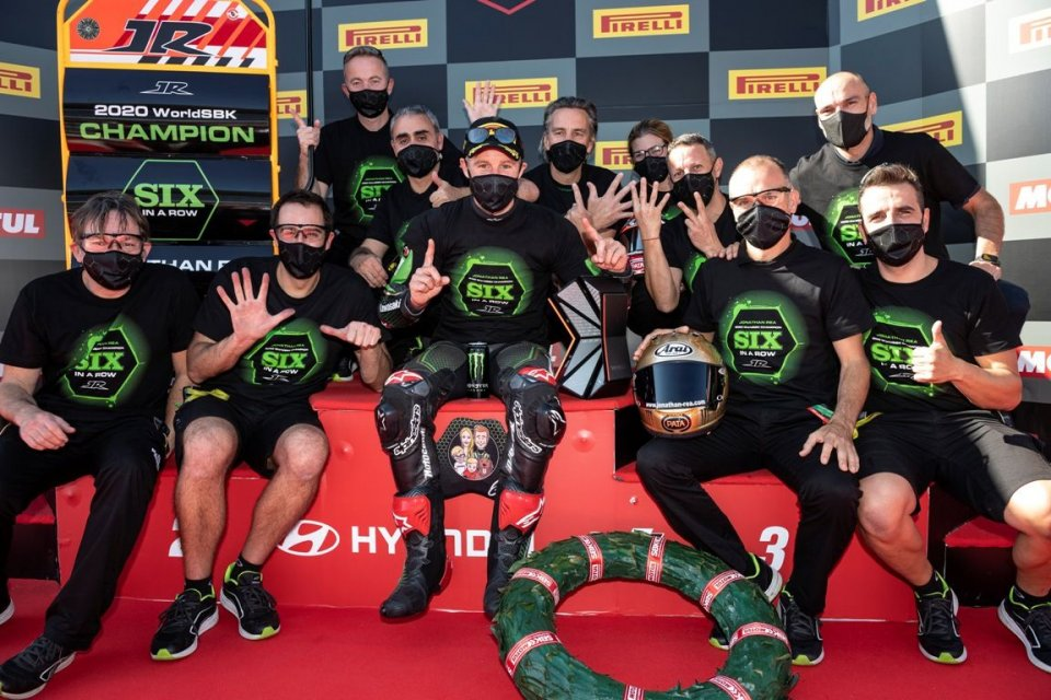 """SBK: Rea: """"A hellish world championship, Covid has put our sport in the background"""""""