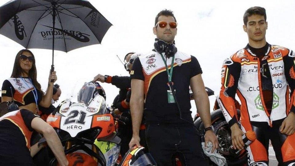 """SBK: Sacchetti: """"Rinaldi si è preso la Ducati ufficiale imparando da Bautista"""""""