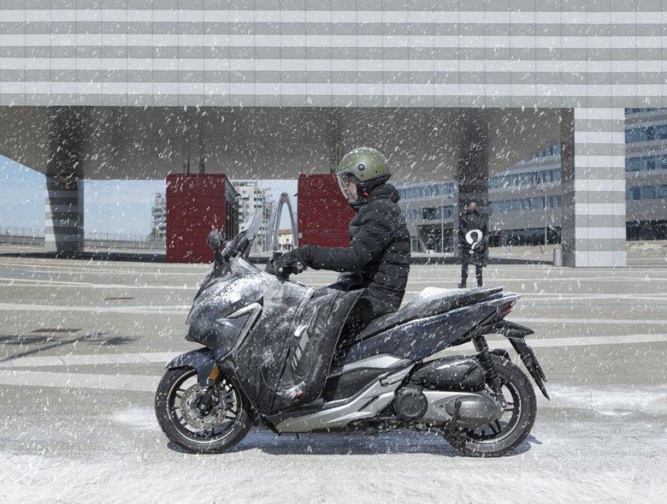 Moto - News: Tucano Urbano: presentata la linea autunno/inverno 2021. Il freddo non fa paura