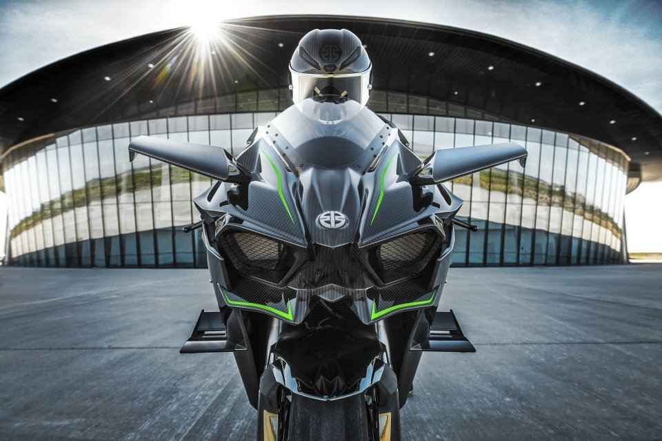 Moto - News: Kawasaki Heavy Industries spins off motorcycle sector in 2021