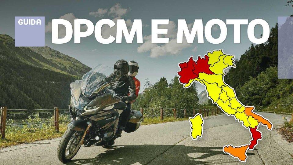 Moto - News: Coronavirus, nuovo DPCM: cosa cambia per i motociclisti italiani