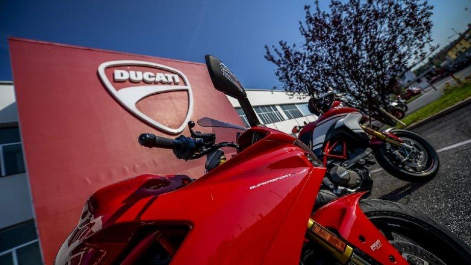 Moto - News: Ducati - Volkswagen, l'AD Diess conferma lo scorporo