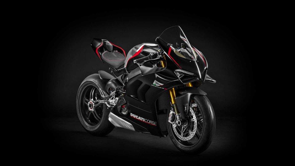 Moto - News: Ducati Panigale V4 SP 2021, la Sport Production torna con l'Euro 5!