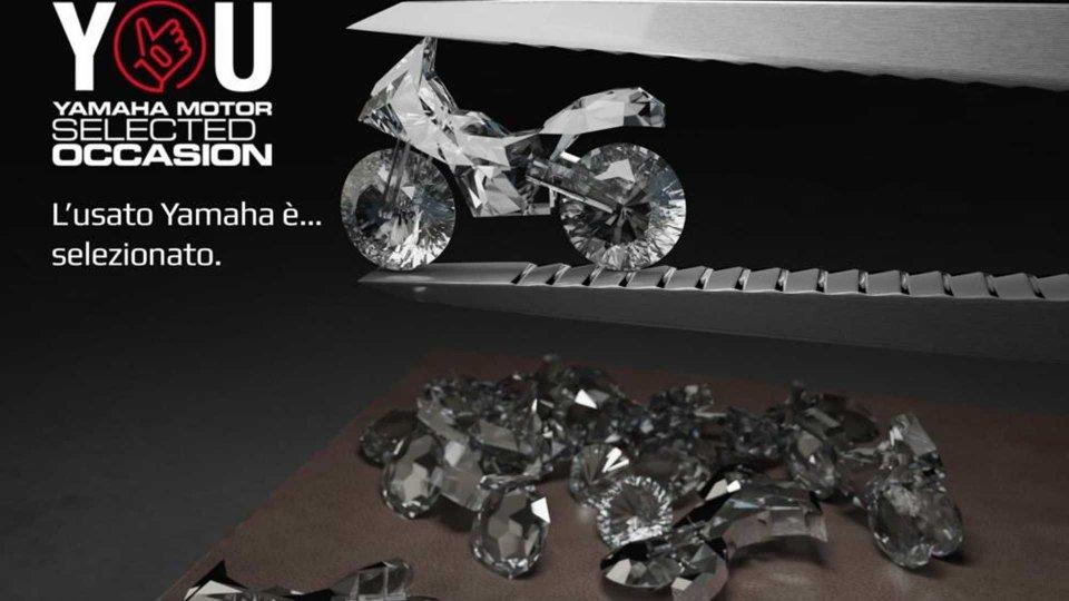 Moto - News: Yamaha You Selected Occasion, l'usato selezionato sicuro