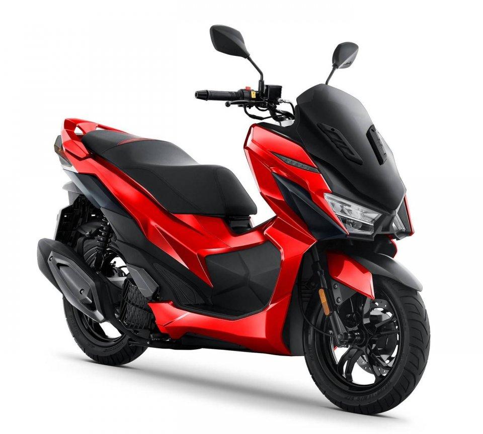 Moto - Scooter: Sym Jet X 125: il nuovo top della gamma Jet, caratteristiche e foto