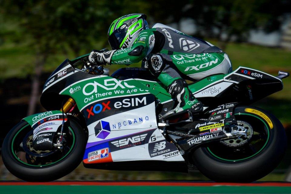 Moto2: Portimao: Pole di Gardner, Bastianini 4° dietro a Marini ma davanti a Lowes