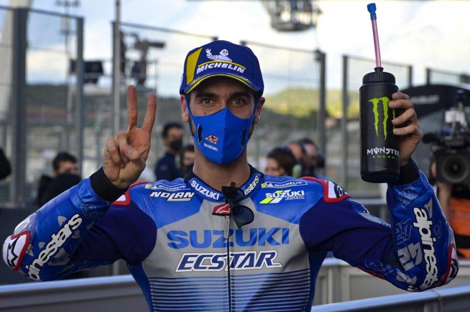 """MotoGP: Rins: """"Ho sbagliato una marcia, spero domenica prossima di lottare con Mir"""""""