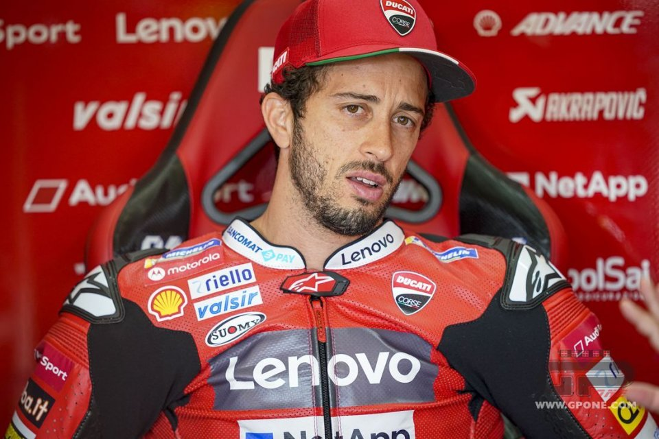 """MotoGP: Dovizioso: """"Questa MotoGP sembra la F1: la partenza è troppo decisiva"""""""