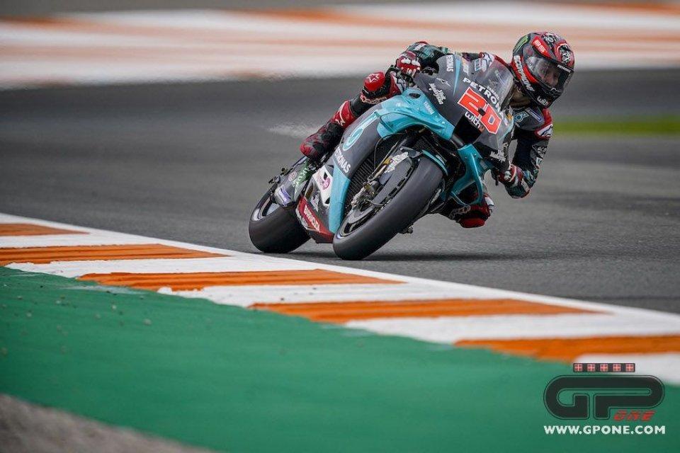 """MotoGP: Quartararo: """"Domani potrebbe decidersi il mondiale, dovrò rischiare"""""""