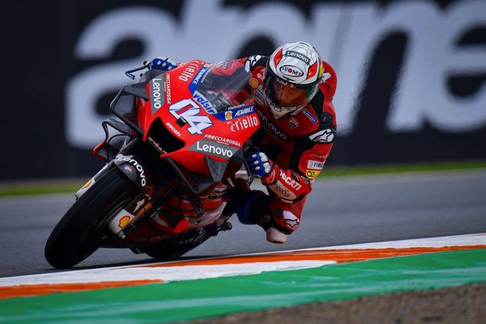 """MotoGP: Dovizioso: """"Illogica la strategia delle Case di non punire la Yamaha"""""""