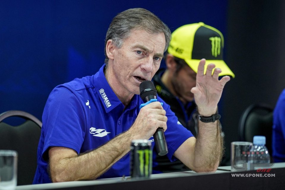 """MotoGP: Jarvis: """"No regrets for Rossi, Yamaha has the best team"""""""