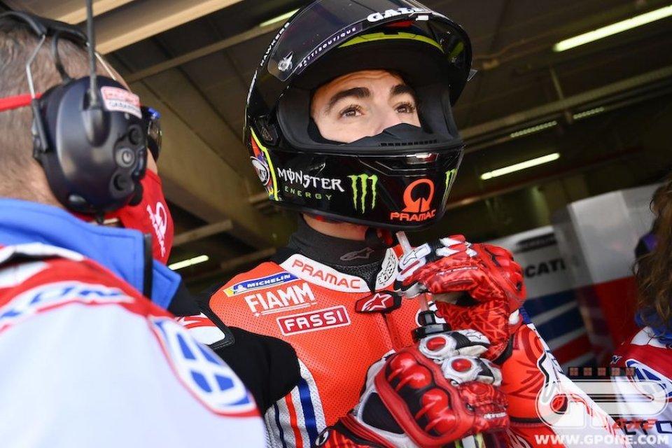 """MotoGP: Bagnaia: """"Ho passato dei momenti duri, ma ora sono fiducioso"""""""