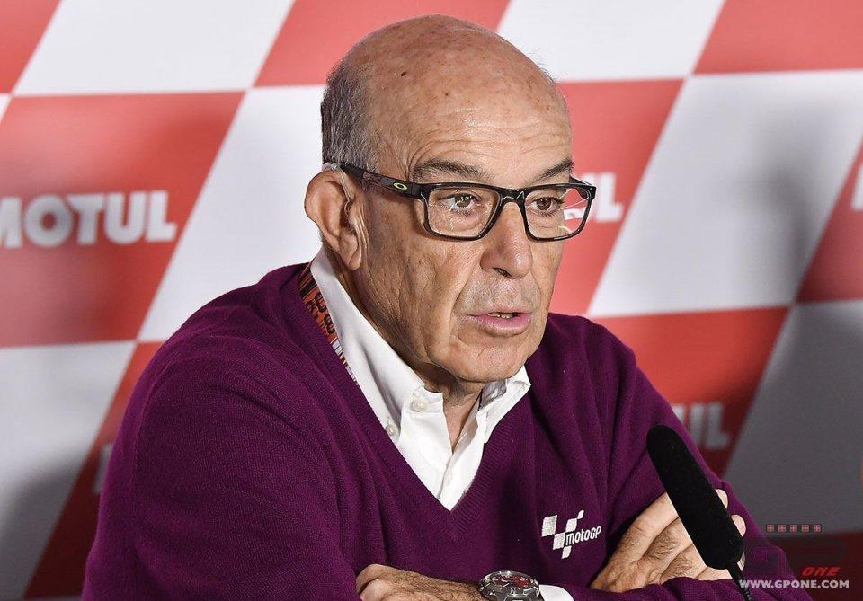 MotoGP: Ezpeleta: Iannone? Prima si deve dimostrare la colpa e poi sospendere