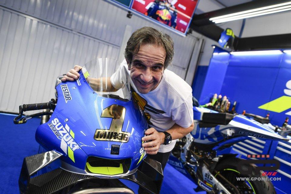 "MotoGP: Brivio: ""When Mir crossed the finish line I felt empty inside"""