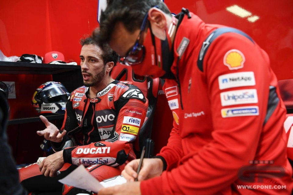 """MotoGP: Dovizioso: """"Strange world championship, little would have changed with Marquez"""""""