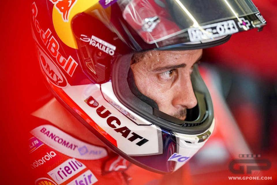 """MotoGP: Dovizioso: """"Being able to give people excitement was great"""""""