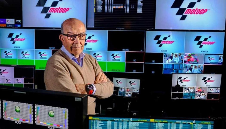 "MotoGP: Ezpeleta: ""No fake spectators in the stands, we'll have great Grand Prixs"""