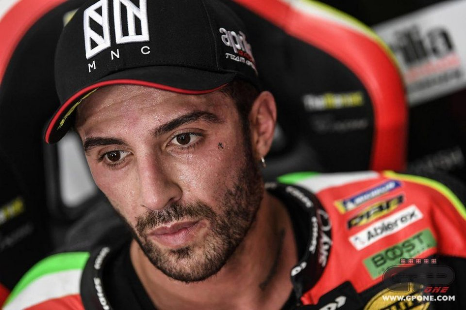MotoGP: INCREDIBLE Andrea Iannone, four-year period of ineligibility for doping!