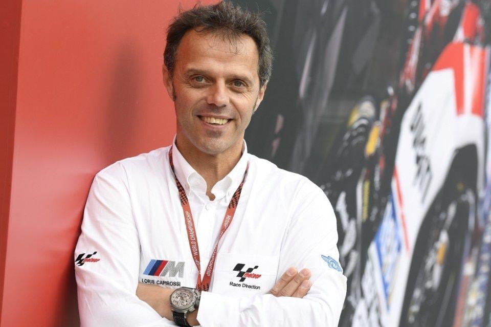 MotoGP: Niente Valencia, Loris Capirossi positivo al COVID-19