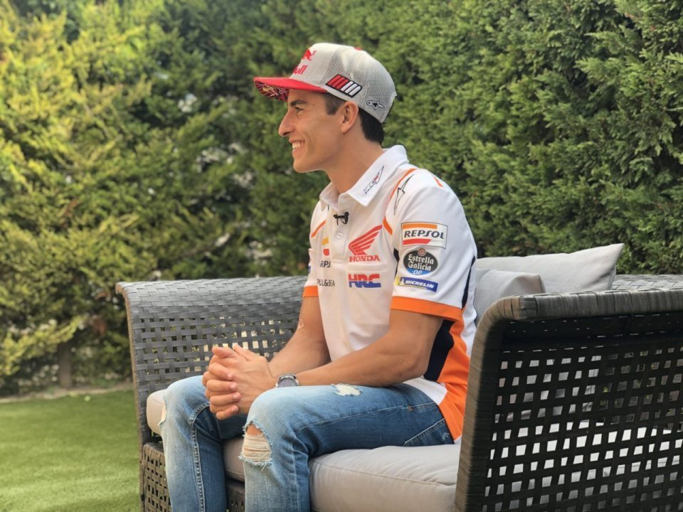 """MotoGP: Marquez: """"When I will come back on the bike, my approach and my mentality is only one: attack"""""""