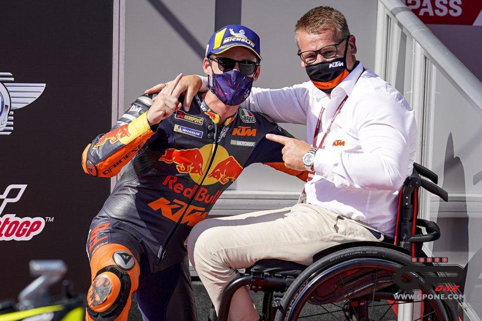"""MotoGP: Pol Espargarò: """"Non posso più tenermi qualcosa in tasca: facciamolo!"""""""