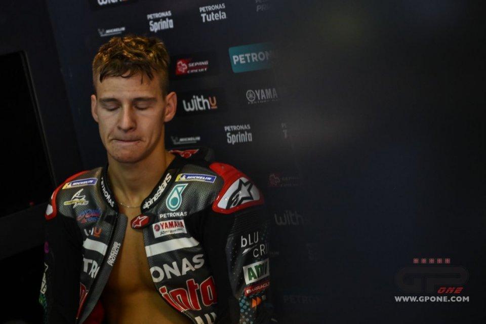 """MotoGP: Quartararo: """"il secondo posto nel mondiale? Prima dobbiamo divertirci"""""""