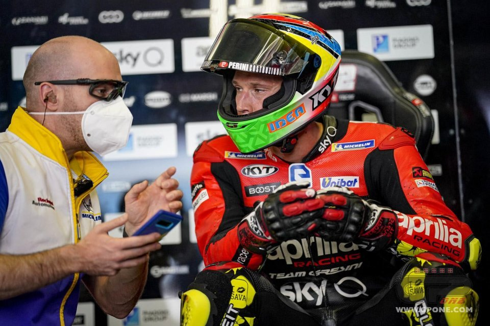"""MotoGP: Savadori: """"I beat Mir in qualifying? I could have done even better"""""""