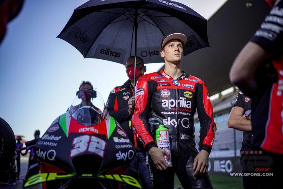MotoGP: Lorenzo Savadori con Aprilia nel 2021, almeno per adesso