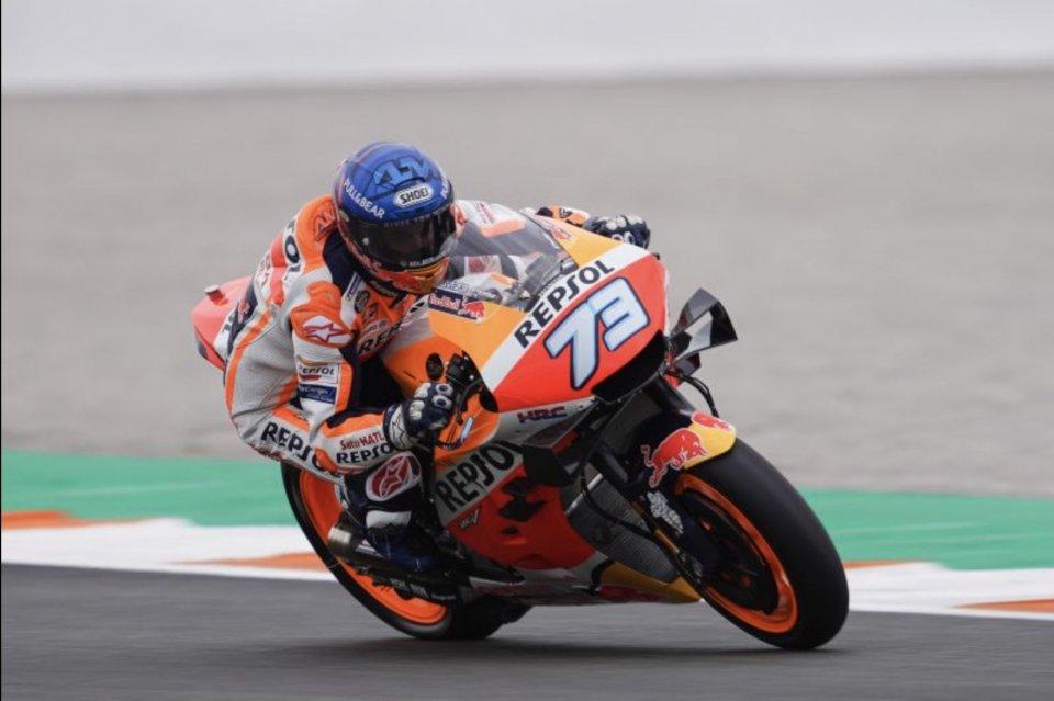 MotoGP: GP a rischio per Alex Marquez: edema alla mano