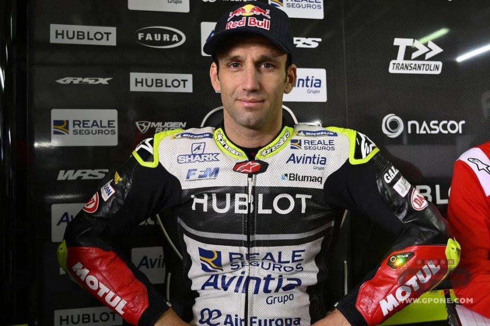 """MotoGP: Zarco: """"Gran gara, per me è un allenamento per il prossimo anno"""""""