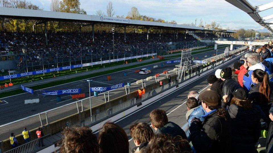 News: Monza Rally 2020: gli orari tv e il programma