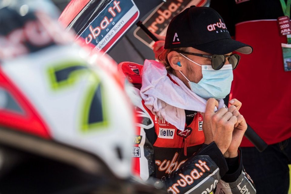 SBK: Intrigue surrounds Davies, but Ducati already has a Plan B for Go Eleven