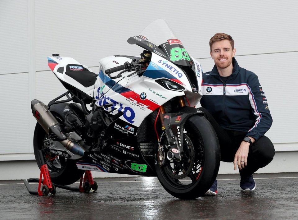 SBK: BSB, Danny Buchan approda nel Team Synetiq BMW