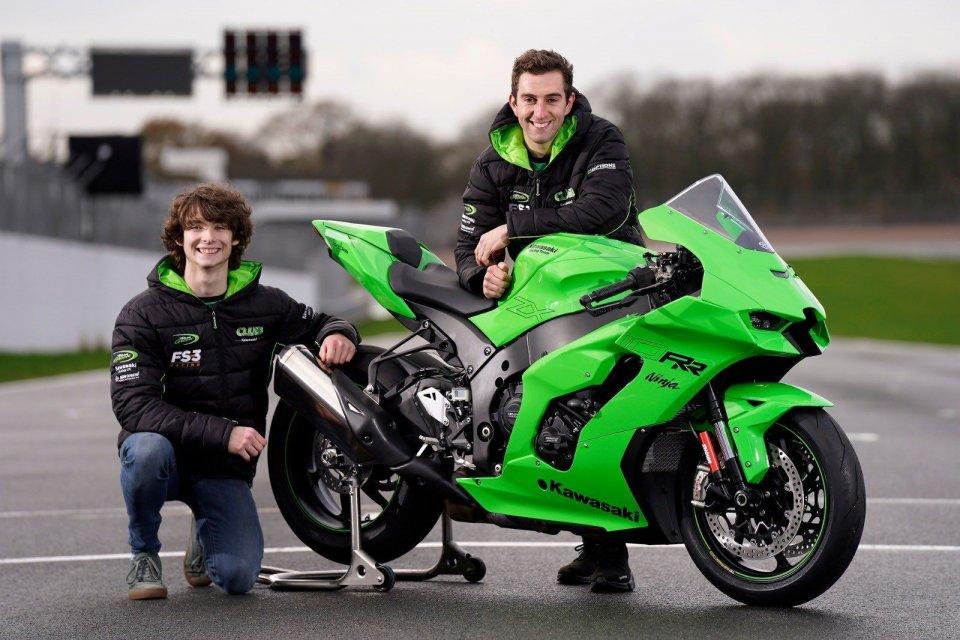 SBK: BSB, Lee Jackson e Rory Skinner con FS-3 Racing nel 2021