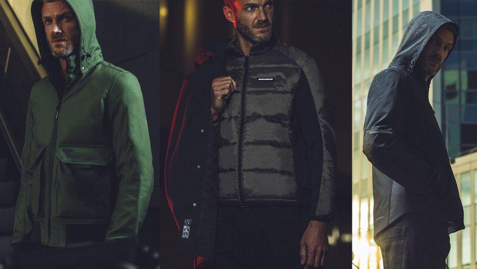 Moto - News: Da Spidi tre giacche H2Out: Beta Evo Primaloft, Metromover e Hoodie Armour