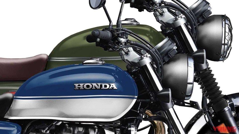 Moto - News: Honda CB 350 H'ness, arriva anche la versione scrambler?
