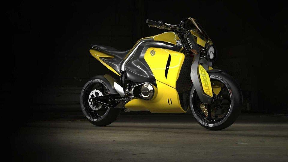 Moto - News: Soriano Motori: le moto elettriche che si comprano (anche) in criptovaluta
