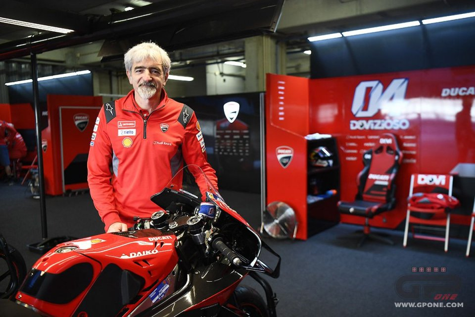 """MotoGP: Dall'Igna: """"We already knew in mid-2019 that it would end with Dovizioso"""""""