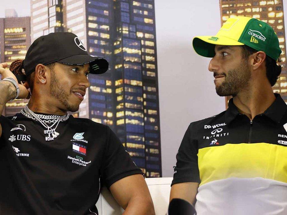 MotoGP: The social media GP: Hamilton beats Rossi, even Norris better than Quartararo