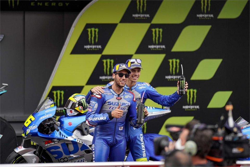 MotoGP: ULTIM'ORA - Monster diventa sponsor di Suzuki in MotoGP dal 2021