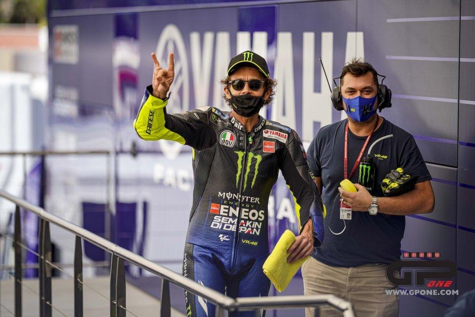 """MotoGP: Uccio: """"nel 2021 Rossi avrà gli aggiornamenti da Yamaha con 3 GP di ritardo"""""""