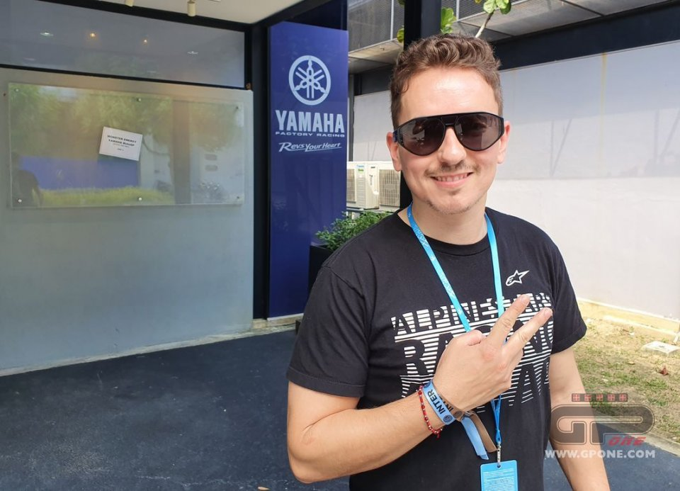"""MotoGP: Lorenzo: """"I will have to see if Yamaha will need a test team in 2021"""""""