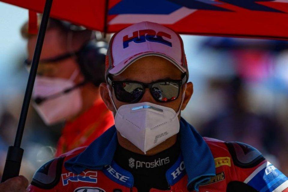 SBK: Honda confirms Haslam alongside Bautista again in 2021