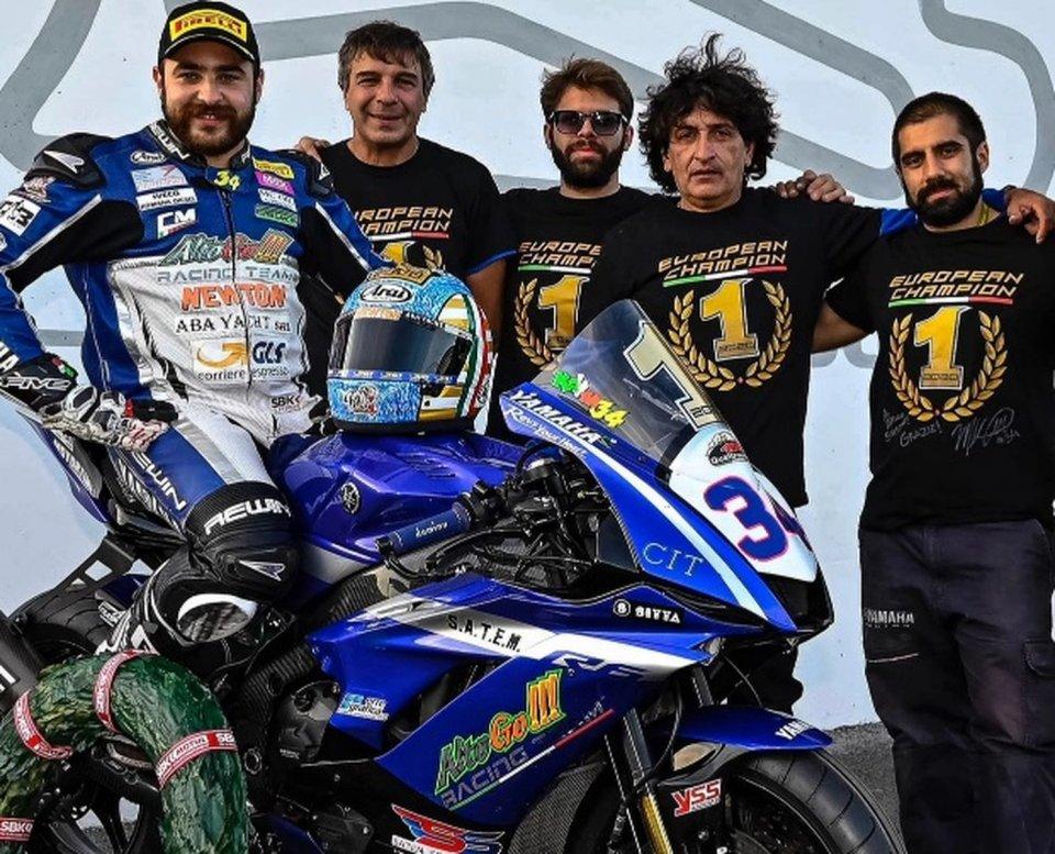 SBK: Doppio impegno per Kevin Manfredi e il Team AltoGo Racing nel 2021