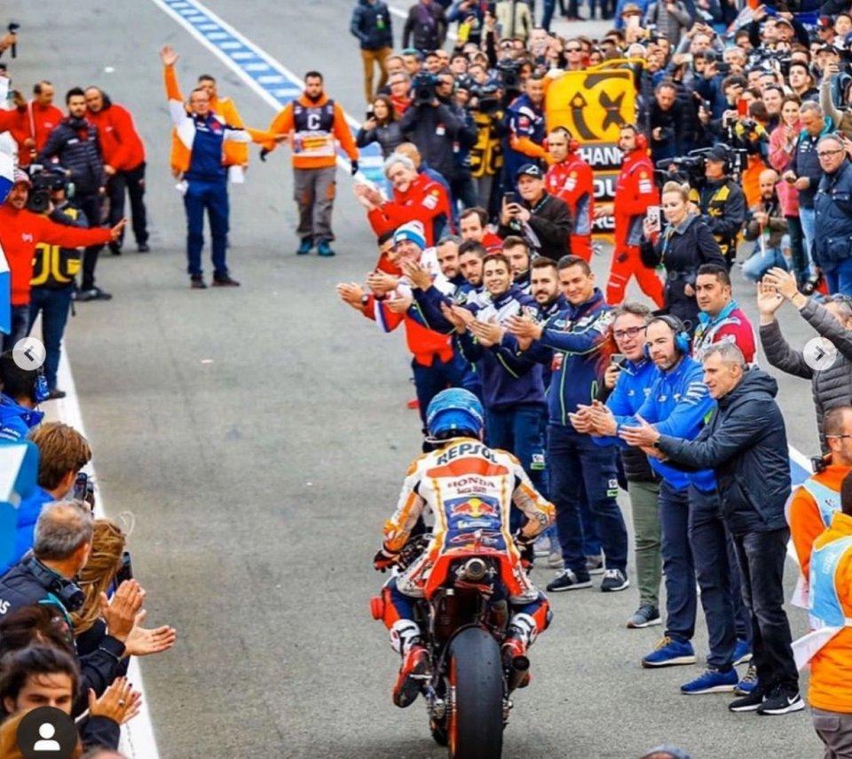 Il collaudatore più ambito del 2020:Lorenzo diviso fra Yamaha e Ducati