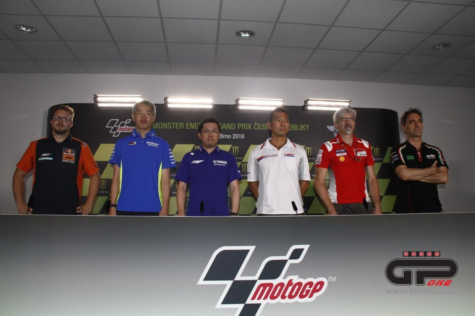 Only TV can save MotoGP: tomorrow the MSMA package of proposals