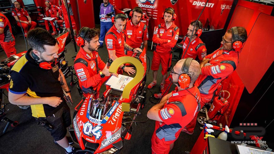 Here's why Ducati has only Lorenzo as an alternative to Dovizioso...